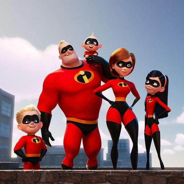 'Incredibles 2' (2018)