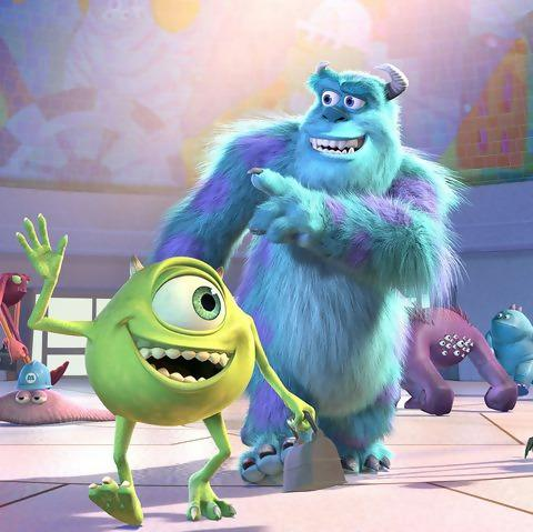 'Monsters, Inc.' (2001)