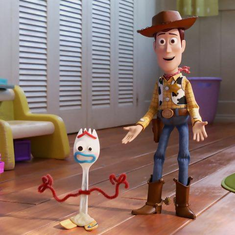 'Toy Story 4' (2019)