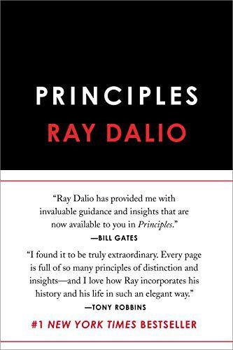 'Principles' by Ray Dalio
