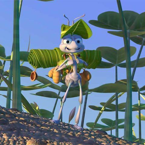 'A Bug's Life' (1998)