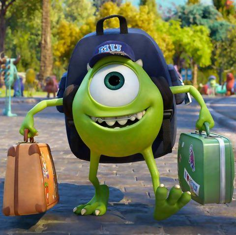 'Monsters University' (2013)