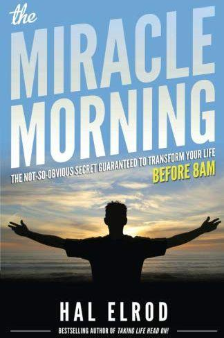 'The Miracle Morning' by Hal Elrod