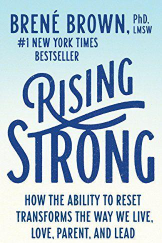 'Rising Strong' by Brené Brown