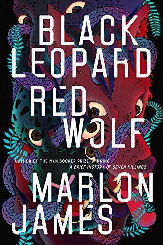 RIVERHEAD BOOKS Black Leopard, Red Wolf