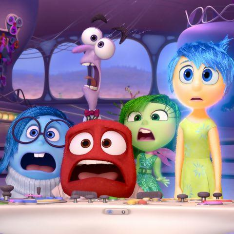 'Inside Out' (2015)