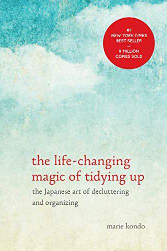 'The Life-Changing Magic of Tidying Up' by Marie Kondo
