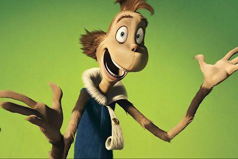 Dr. Seuss' Horton Hears a Who! (2008)
