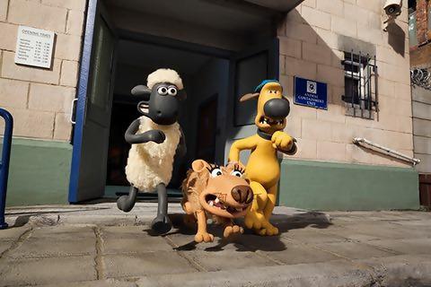 Shaun the Sheep: The Movie (2015)