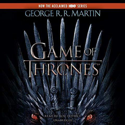 'A Game of Thrones: A Song of Ice and Fire' by George R.R. Martin